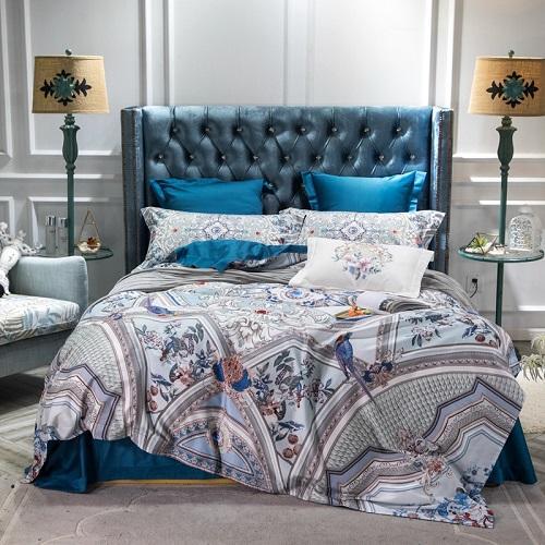 Archaic Duvet Cover Set (Egyptian Cotton, 500 TC) - Roomie Design