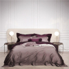 Lunaria Egyptian Cotton Reverisible Luxury Soft Duvet Cover Set - Venetto Design
